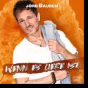 Cover:  Jörg Bausch - Wenn es Liebe ist