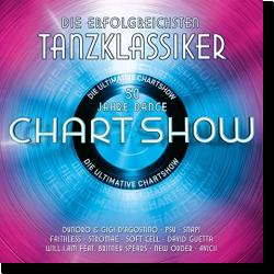 Cover: Die ultimative Chartshow - die erfolgreichsten Tanzklassiker (50 Jahre Dance) - Various Artists