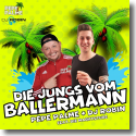 Cover: Pepe Palme & DJ Robin - Die Jungs vom Ballermann