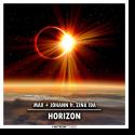 Cover:  Max + Johann feat. Zina Ida - Horizon