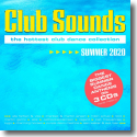 Cover:  Club Sounds Summer 2020 - Various Artists