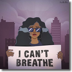 Cover: H.E.R. - I Can't Breathe