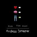 Cover:  Andreas Schleicher - Herz Hirn Hose