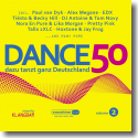 Cover:  Dance 50 Vol. 2 - Various Artists