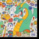 Cover:  Mike Shinoda - Dropped Frames, Vol. 1