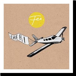 Cover: Fee. - Chéri