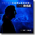Cover:  Peter Carlsohn's The Rise - Out Of The Blue
