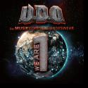 Cover:  U.D.O. & Das Musikkorps der Bundeswehr - We Are One