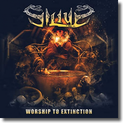 Cover: Silius - Worship To Extinction