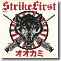 Cover:  Strike First - Wolves