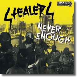 Cover: Stealers - Never Enough