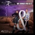 Cover: Angela Henn & Dennis Klak - Wie Donner und Blitz