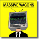 Cover:  Massive Wagons - House Of Noise