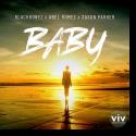 Cover: BlackBonez, Abel Romez & Jason Parker - Baby