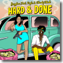 Cover:  Jugglerz feat. Nyla & Charly Black - Hard & Done