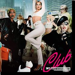 Cover: Dua Lipa feat. Madonna & Missy Elliott - Levitating [The Blessed Madonna Remix]