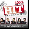 Cover:  HIT-Verdächtig 100% Disco-Fox - Various Artists