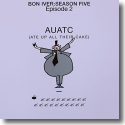 Cover:  Bon Iver - AUATC