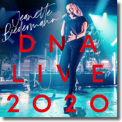 Cover: Jeanette Biedermann - DNA LIVE 2020