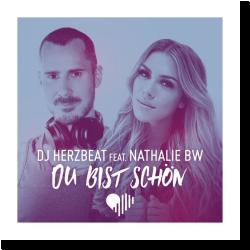 Cover: DJ Herzbeat feat. Nathalie BW - Du bist schön