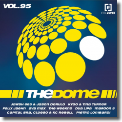 Cover: THE DOME Vol. 95 - Various Artists