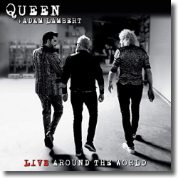 Cover: Queen & Adam Lambert - Live Around The World