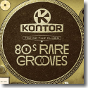 Cover:  Kontor Top of the Clubs - 80s Rare Grooves (All-Time Favourites) - Various Artists
