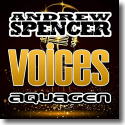 Cover:  Andrew Spencer & Aquagen - Voices