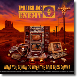 Cover: Public Enemy - What You Gonna Do When The Grid Goes Down