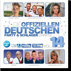 Cover: Die offiziellen deutschen Party & Schlager Charts Vol. 14 - Various Artists