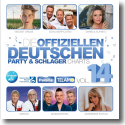 Cover:  Die offiziellen deutschen Party & Schlager Charts Vol. 14 - Various Artists