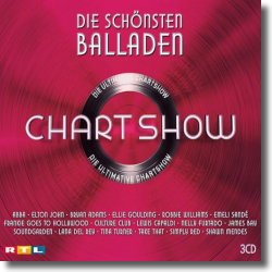 Cover: Die ultimative Chartshow - die Schönsten Balladen - Various Artists