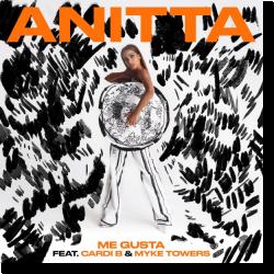 Cover: Anitta feat. Cardi B & Myke Towers - Me Gusta