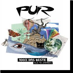 Cover: PUR - 100% Das Beste aus 40 Jahren