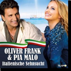 Cover: Oliver Frank & Pia Malo - Italienische Sehnsucht