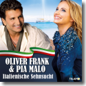 Cover: Oliver Frank & Pia Malo - Italienische Sehnsucht