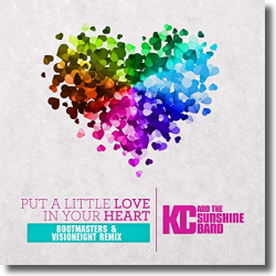 Cover: KC & The Sunshine Band - Put A Little Love In Your Heart (Bootmasters & Visioneight Remix)