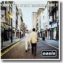 Cover: Oasis - (What's The Story) Morning Glory? - 25th Anniversary