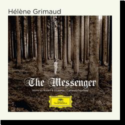 Cover: Hélène Grimauds - The Messenger