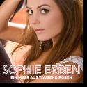 Cover:  Sophie Erben - Ein Meer aus tausend Rosen