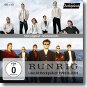 Cover:  Runrig - One Legend - Two Concerts