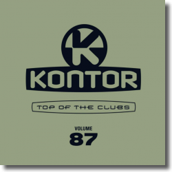 Cover: Kontor Top Of The Clubs Vol. 87 - Various Artists