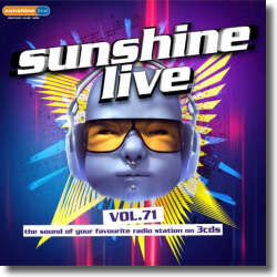 Cover: sunshine live Vol. 71 - Various Artists