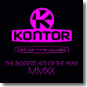 Cover: Kontor Top of the Clubs - Biggest Hits Of The Year MMXX - Various Artists