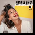 Cover:  Monique Simon - Wieder frei - wieder solo