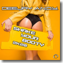 Cover: DEEJAY A.N.D.Y. - Shake Your Booty 2k20