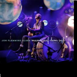 Cover: Jon Flemming Olsen - Mann auf dem Seil