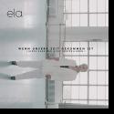 Cover:  ela. - Wenn unsere Zeit gekommen ist