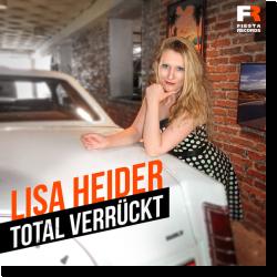 Cover: Lisa Heider - Total verrückt