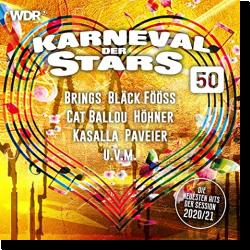 Cover: Karneval der Stars 50 - Various Artists